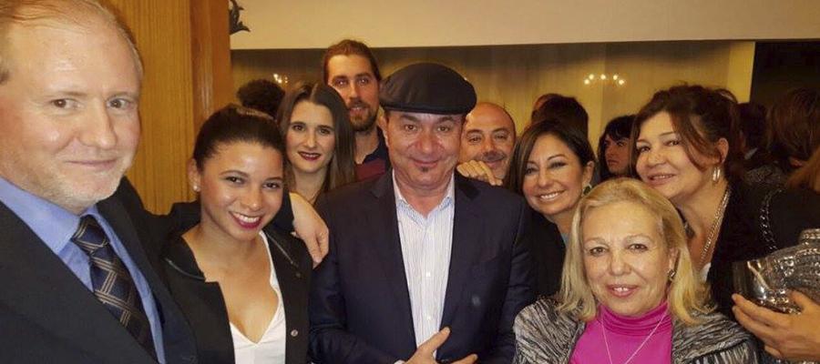 Evento premios Onda Cero 2017