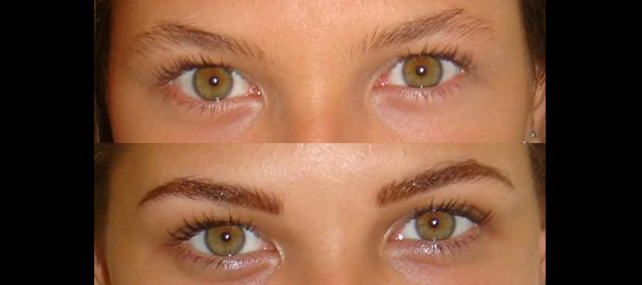micropigmentacion de cejas I